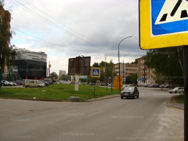 Адрес(а) на фотографии: Ясная улица, 1/4, 1/5, 1/7, 2, Екатеринбург