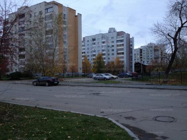 Адрес(а) на фотографии: улица Сакко и Ванцетти, 28, Екатеринбург