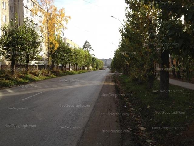 Адрес(а) на фотографии: улица Испытателей, 10, 22, Екатеринбург