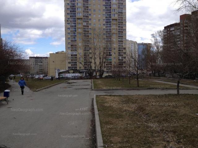 Адрес(а) на фотографии: улица Готвальда, 14а, 19Б, 19В, 21/1, 21/3, 23/2, Екатеринбург
