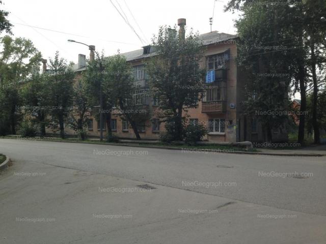 Адрес(а) на фотографии: улица Патриса Лумумбы, 56, Екатеринбург