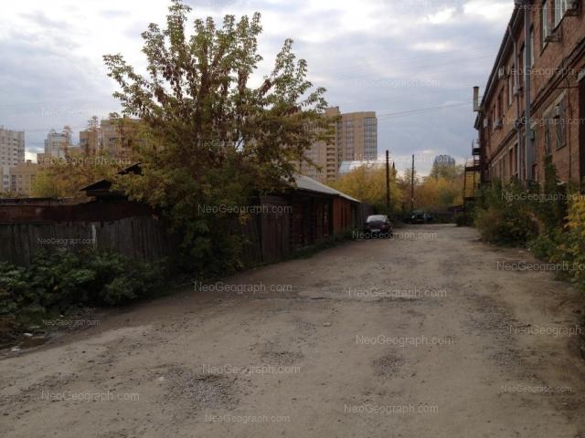 Адрес(а) на фотографии: Еланский переулок, 20, Екатеринбург