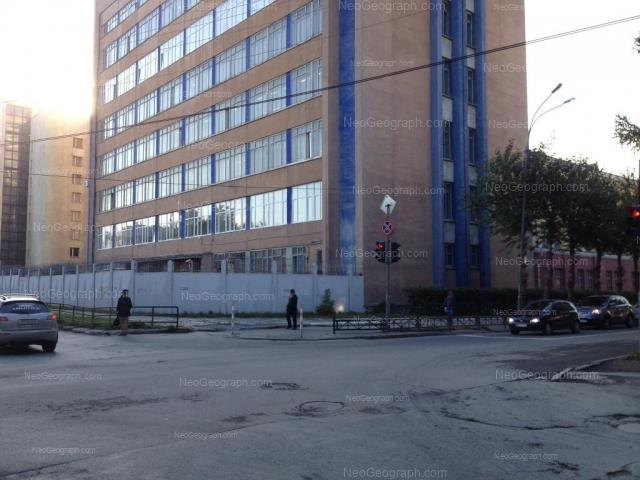 Адрес(а) на фотографии: Студенческая улица, 7, Екатеринбург