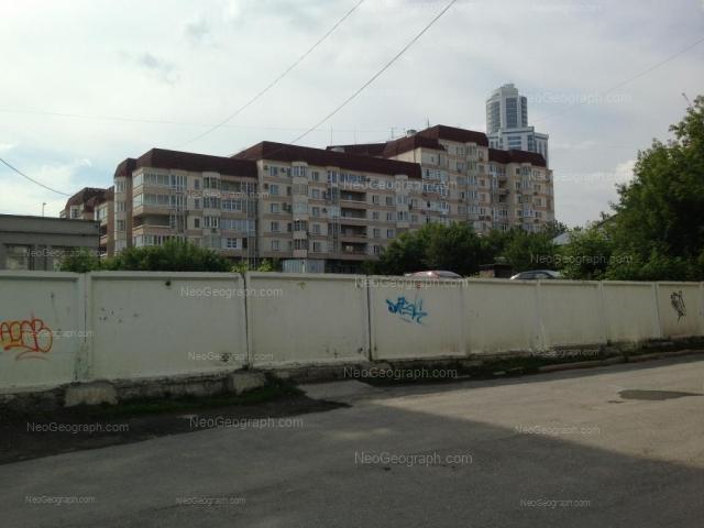 Адрес(а) на фотографии: улица Урицкого, 7, Екатеринбург