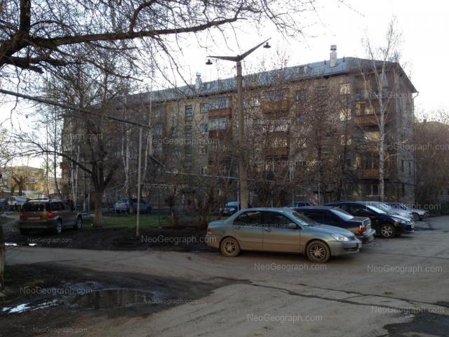 Адрес(а) на фотографии: улица Вилонова, 76, Екатеринбург