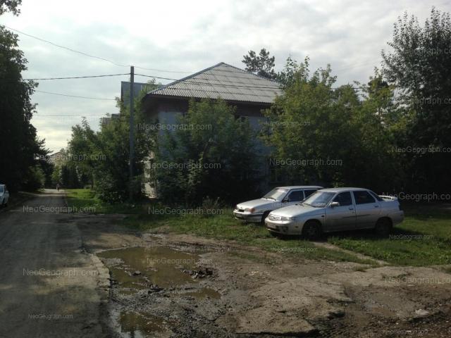 Адрес(а) на фотографии: переулок Газорезчиков, 40, Екатеринбург