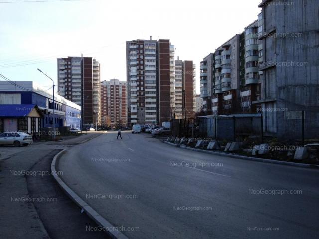 Address(es) on photo: Akademika Shvartsa street, 2 к1, 2 к2, 4, Yekaterinburg