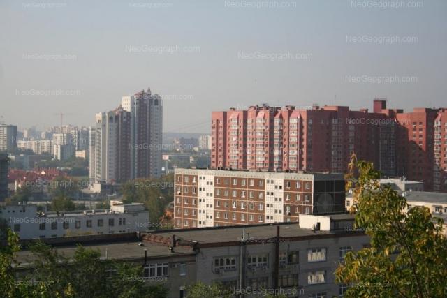 Address(es) on photo: Tveritina street, 34 с2, 34 с3, 34 с4, Yekaterinburg