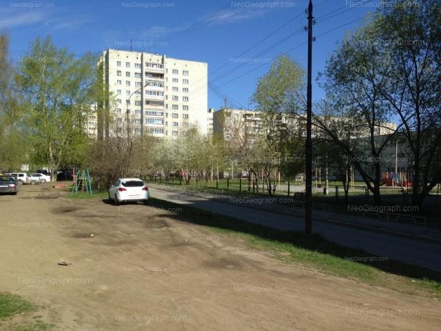 Адрес(а) на фотографии: Ангарская улица, 54, 54а, 56, Екатеринбург