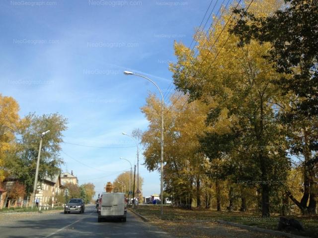 Address(es) on photo: Selkorovskaya street, 112, Yekaterinburg