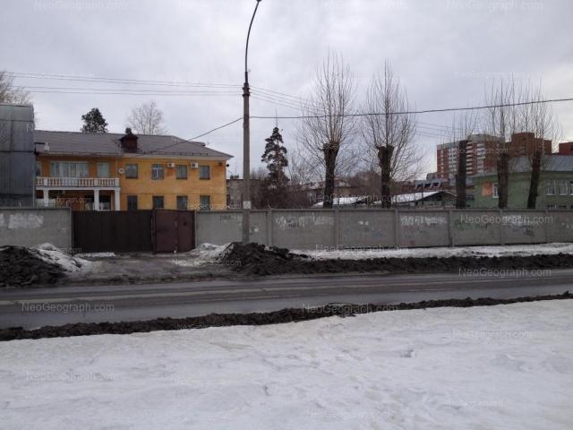 Адрес(а) на фотографии: Маневровая улица, 11, Екатеринбург
