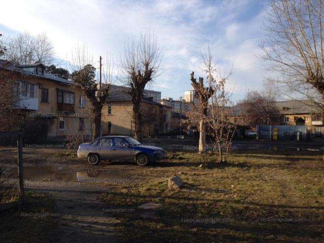 Адрес(а) на фотографии: Ухтомская улица, 14, 14А, 16А, Екатеринбург