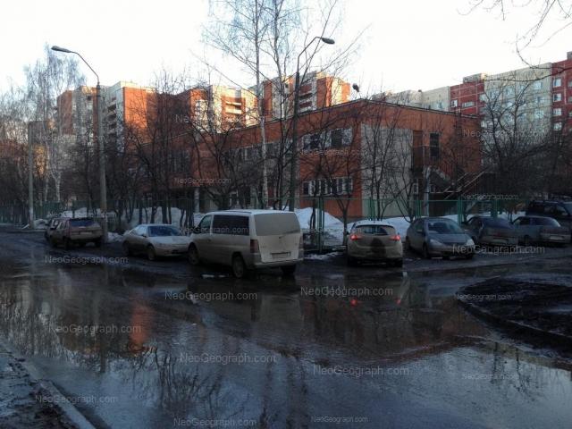 Фото: детский сад 563, улица Уральская, 59А, Екатеринбург