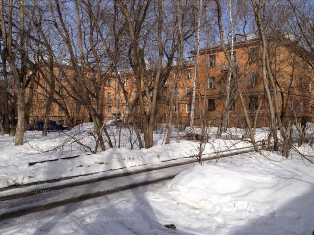 Адрес(а) на фотографии: Комсомольская улица, 25, Екатеринбург