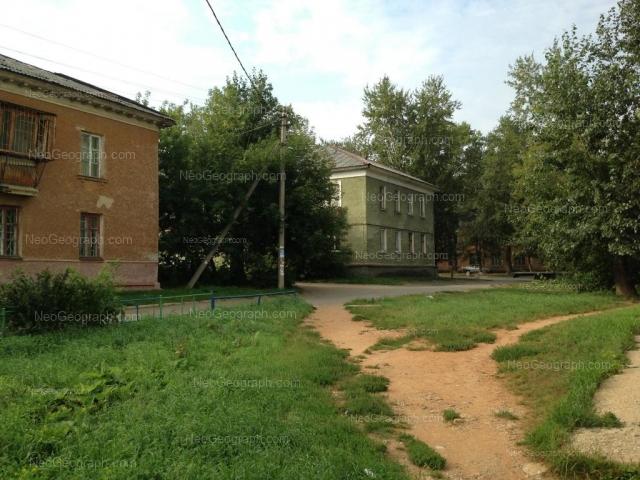 Адрес(а) на фотографии: Изумрудный переулок, 4, Екатеринбург