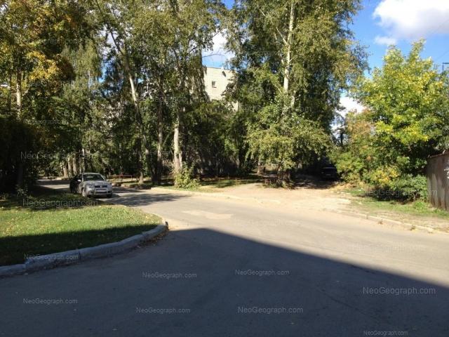 Адрес(а) на фотографии: улица Новаторов, 4, Екатеринбург