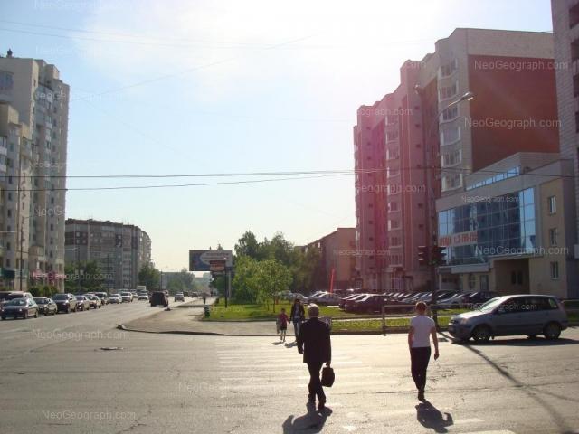 Адрес(а) на фотографии: улица Фурманова, 61, 62, 63, 66, Екатеринбург