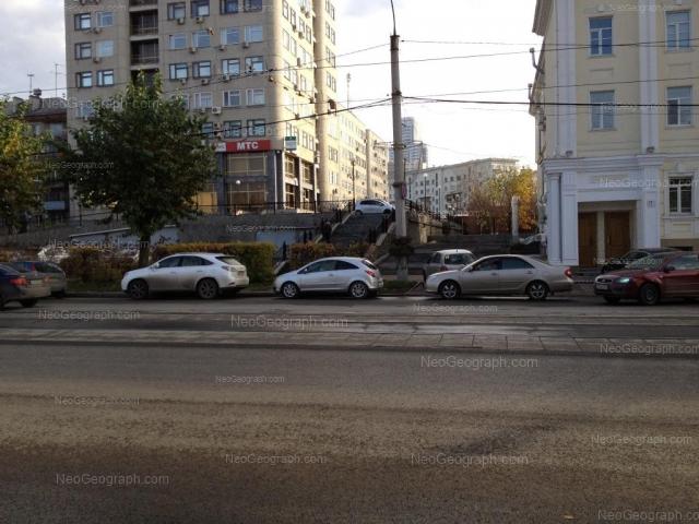 Адрес(а) на фотографии: улица Шейнкмана, 19, Екатеринбург