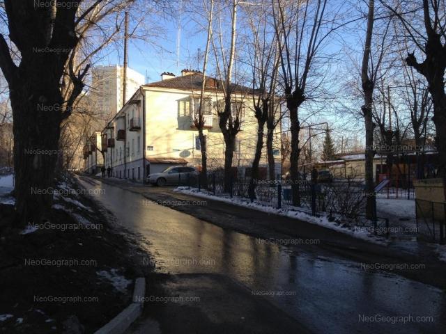 Адрес(а) на фотографии: улица Железнодорожников, 4, 6, Екатеринбург