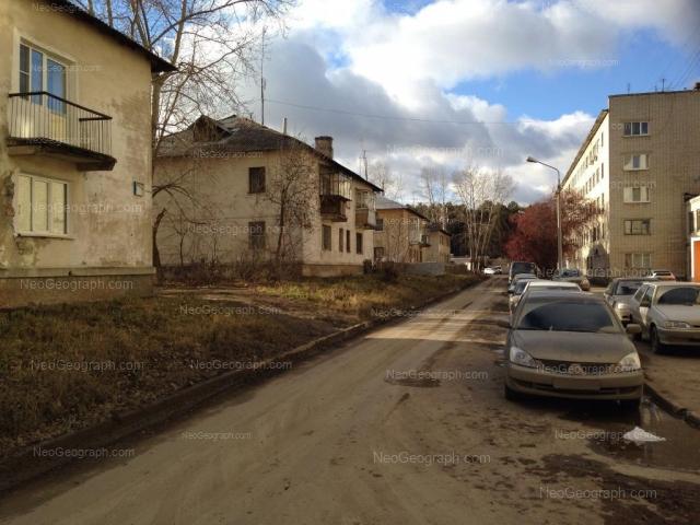 Address(es) on photo: Khvoinaya street, 76 к2, 77, 79, Yekaterinburg