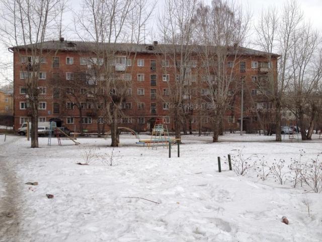 Address(es) on photo: Baumana street, 9, 10А, Yekaterinburg