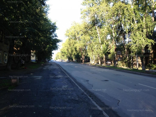 Адрес(а) на фотографии: Балаклавский переулок, 1, Екатеринбург