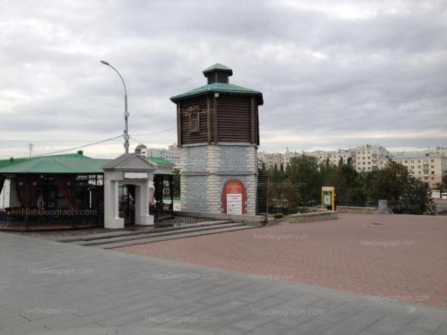 Адрес(а) на фотографии: улица Максима Горького, 4, 4в, Екатеринбург