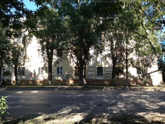 Адрес(а) на фотографии: Селькоровская улица, 18, Екатеринбург