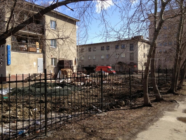 Адрес(а) на фотографии: Северный переулок, 2, Екатеринбург