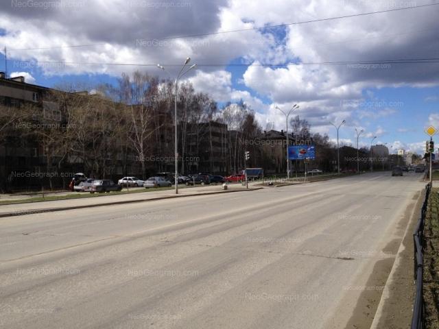 Адрес(а) на фотографии: Сортировочная улица, 18, 23, Екатеринбург