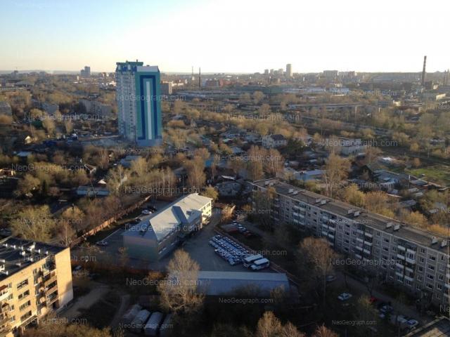 Адрес(а) на фотографии: Самолётная улица, 29, 33, Екатеринбург