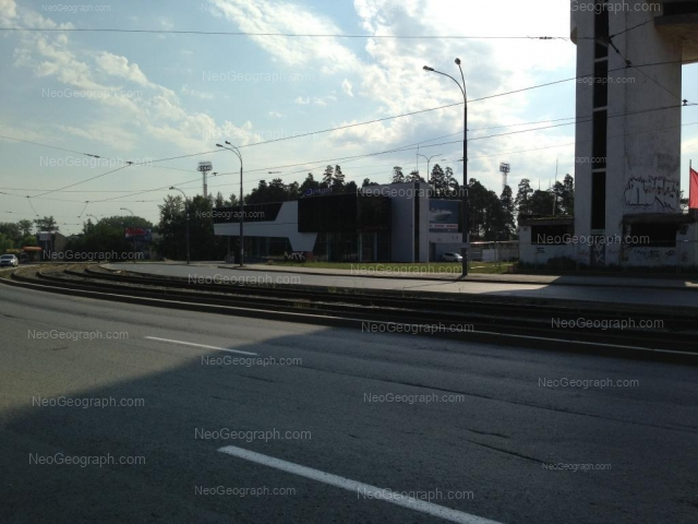 Address(es) on photo: Bakinskikh Komissarov street, 2а лит1, 4, Yekaterinburg