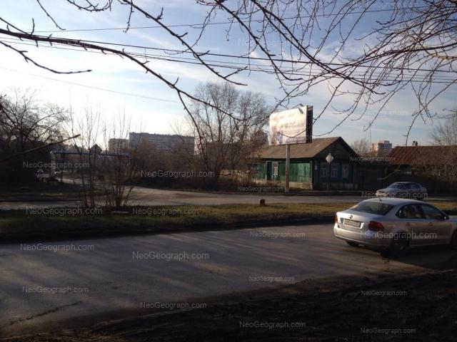 Адрес(а) на фотографии: улица Начдива Васильева, 7, Екатеринбург