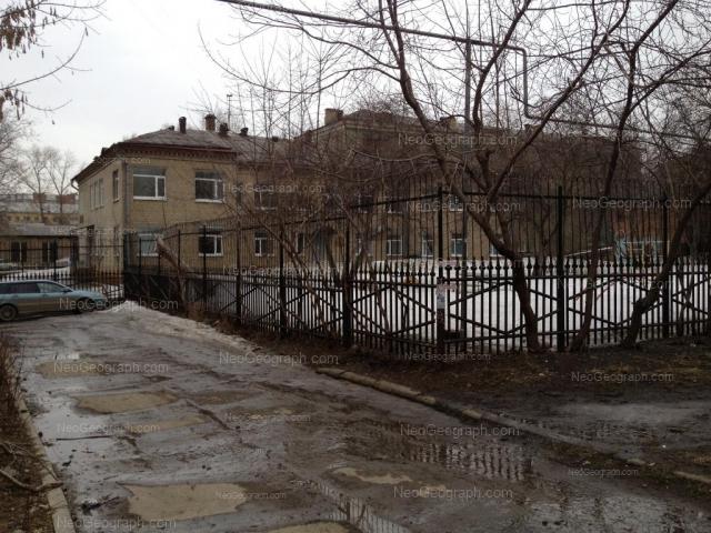 Адрес(а) на фотографии: улица Бабушкина, 24А, Екатеринбург