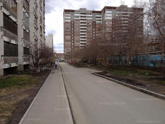 Address(es) on photo: Opalihinskaya street, 19, Yekaterinburg