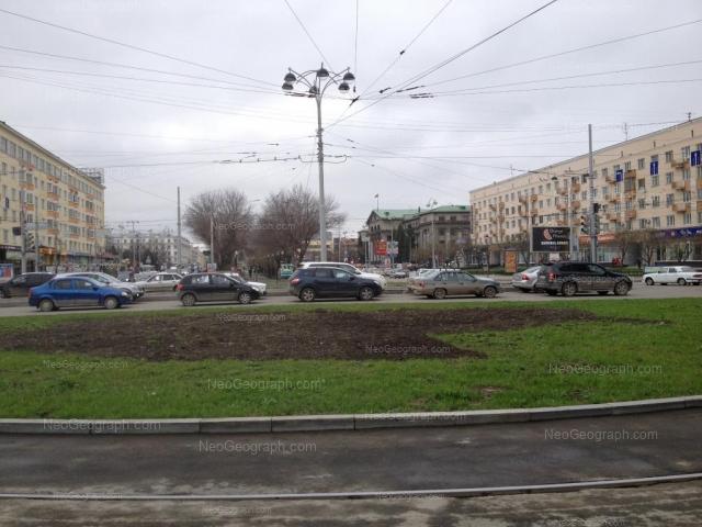 Адрес(а) на фотографии: проспект Ленина, 48, 51, 53, Екатеринбург