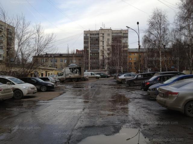 Адрес(а) на фотографии: Восточная улица, 160, 160А, 162, Екатеринбург