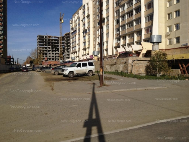 Адрес(а) на фотографии: улица Патриотов, 6 к2, Екатеринбург