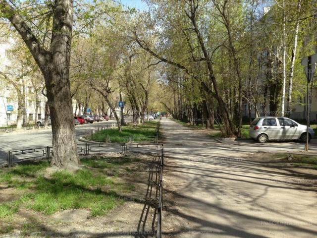 Адрес(а) на фотографии: проспект Ленина, 52/4А, 54/5, Екатеринбург
