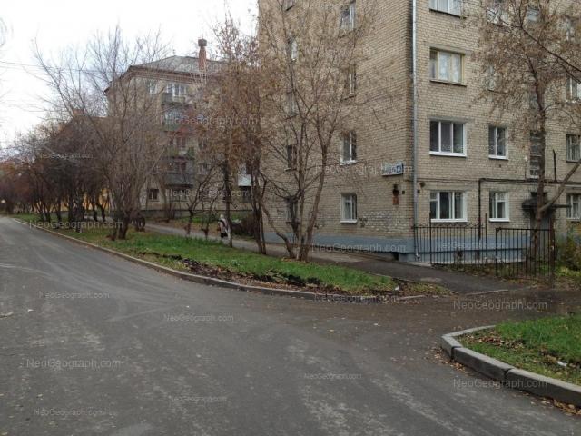Адрес(а) на фотографии: улица Отто Шмидта, 66, 70, Екатеринбург