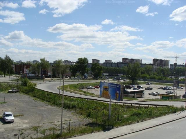 Адрес(а) на фотографии: Ольховская улица, 22, Екатеринбург