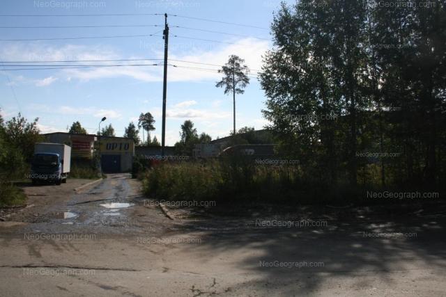 Адрес(а) на фотографии: Промышленный проезд, 8, 8а, Екатеринбург