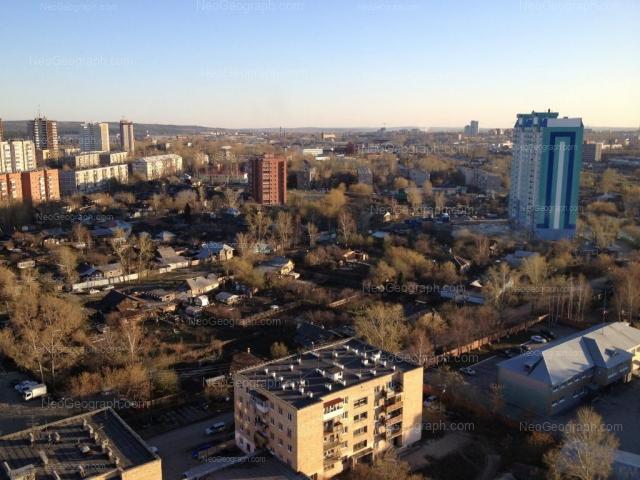 Адрес(а) на фотографии: Самолётная улица, 33, Екатеринбург