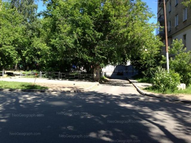 Адрес(а) на фотографии: улица Попова, 24а, Екатеринбург