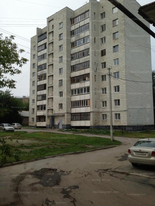 Address(es) on photo: Entusiastov street, 26А, Yekaterinburg