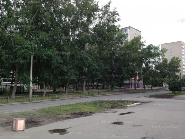 Адрес(а) на фотографии: улица Восстания, 93, Екатеринбург