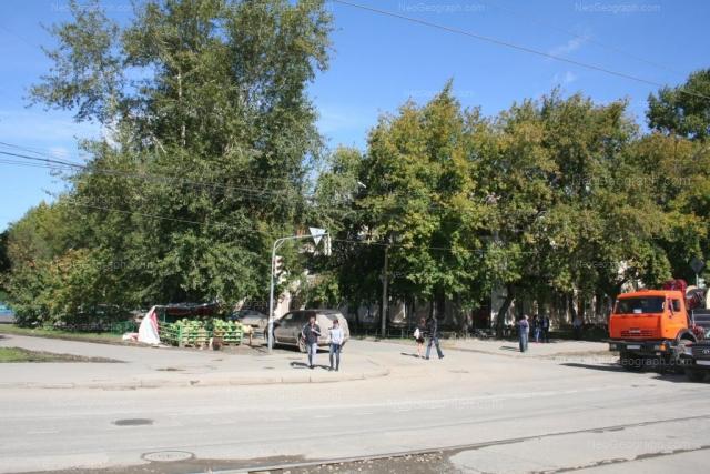Адрес(а) на фотографии: улица Электриков, 2, Екатеринбург