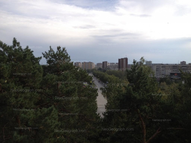 Address(es) on photo: Siromolotova street, 12, Yekaterinburg