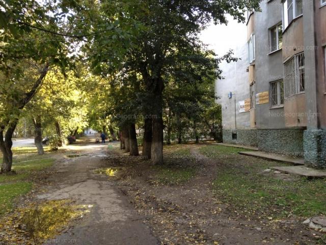 Адрес(а) на фотографии: улица Зои Космодемьянской, 49, Екатеринбург