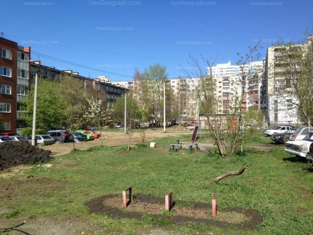 Адрес(а) на фотографии: Билимбаевская улица, 31/2, 33, Екатеринбург
